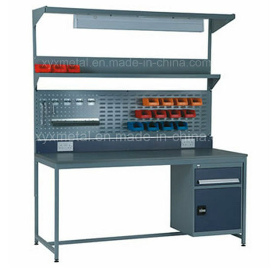 Industrial Workshop Metal Work Table Work Bench