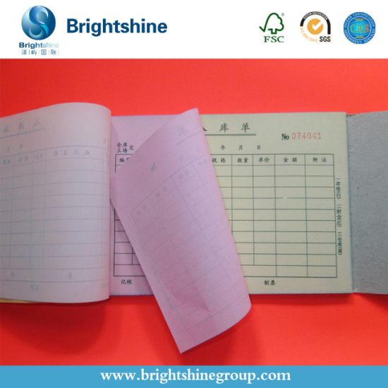 chinese carbonless copy paper for bank usage china carbonless