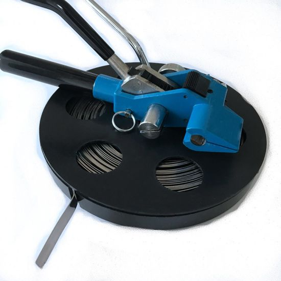 Useful Automatic Cable Tie Tool for Stainless Steel Cable Ties pictures & photos
