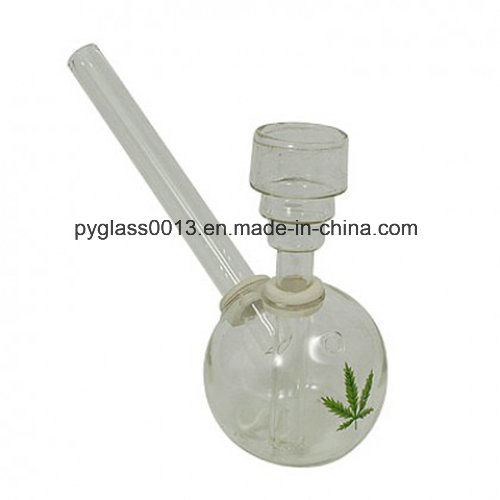 High Quality Glass Smoking Pipe DAB Oil Rig Glass Pipes Recycler Glass Water Pipe