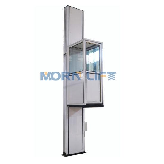 Outdoor Home Elevators Vertical Platform Lift