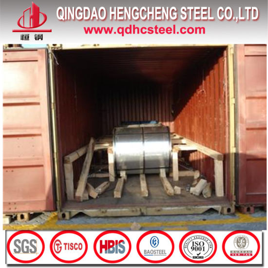 201 304 316 Cold Rolled Stainless Steel Plate/Stainless Steel Coil pictures & photos