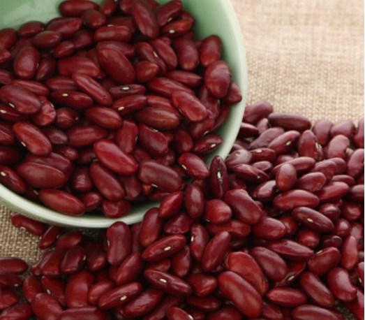 Food Organic Agricultural Products Dark Red Kidney Beans Flavour