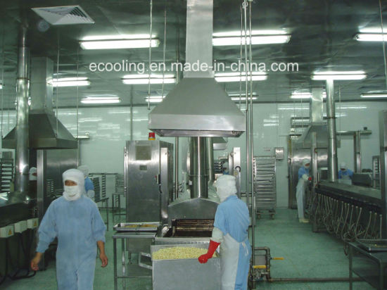 China Customize Big Volume Cold Storage for Food Production