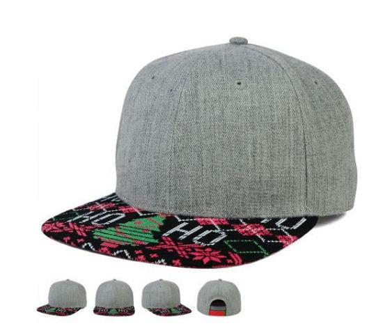 04f32f0f7625bb Fashion Flower Visor Black Snapback OEM Sports Leisure Hat pictures & photos