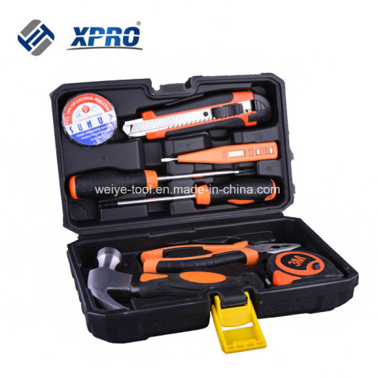 Hand Tool Kit Car Repair Tool Kit for Mechanical Workshop