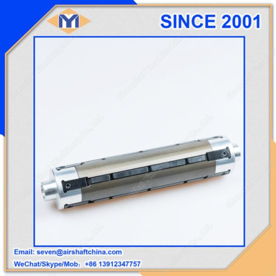 Flange Type Aluminum Air Shaft Used for Slitting/Cutting/Coating/Laminating Machine pictures & photos