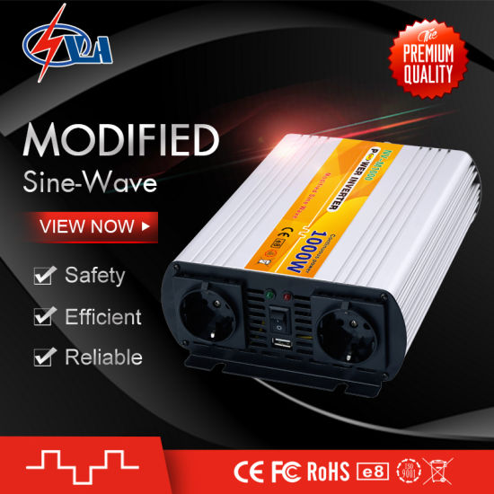 24V 120V 1000W Solar or Wind Power Inverter pictures & photos