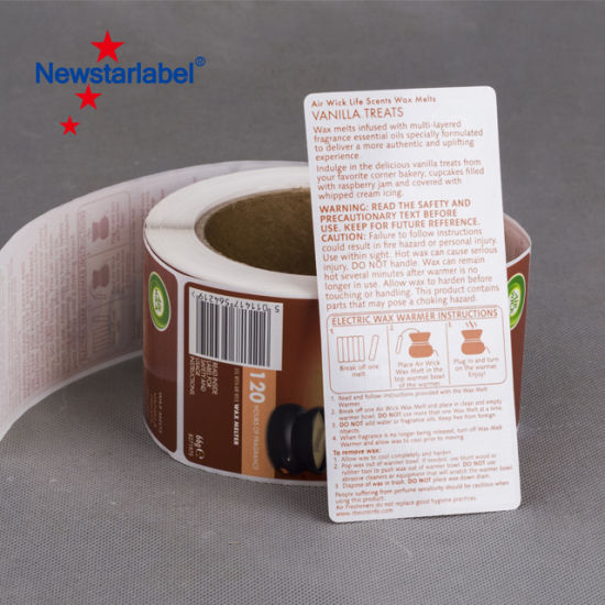 Wholesale Design Waterproof Label Printing 3D Dome Sticker Price Label pictures & photos