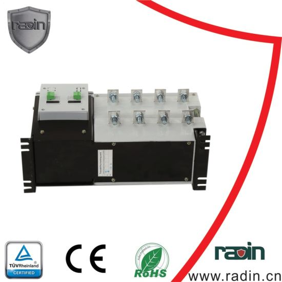 China Auto/Manual Transfer Switch for Generator Generator