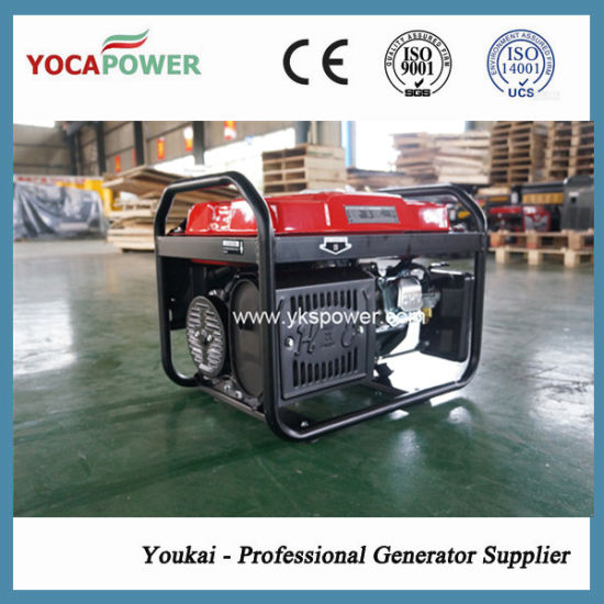 50Hz Single Phase 3kw Power Gasoline Generator Set pictures & photos