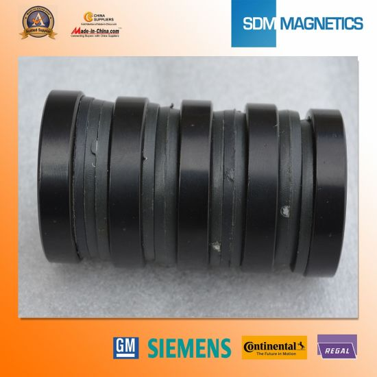 Manufacture Customized Strong Powerful Neodymium Cylinder Magnet pictures & photos