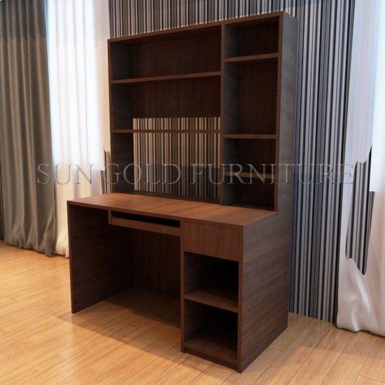 Cheap Used Wooden Study Table Designs Computer Desk (SZ CDT032)