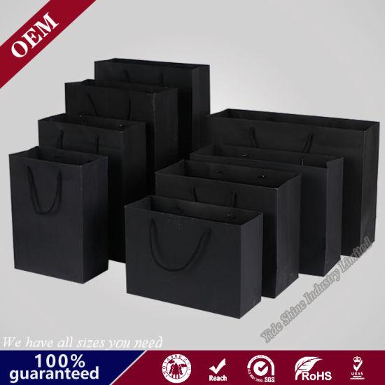 Factory Direct Packaging Kraft Paper Bag