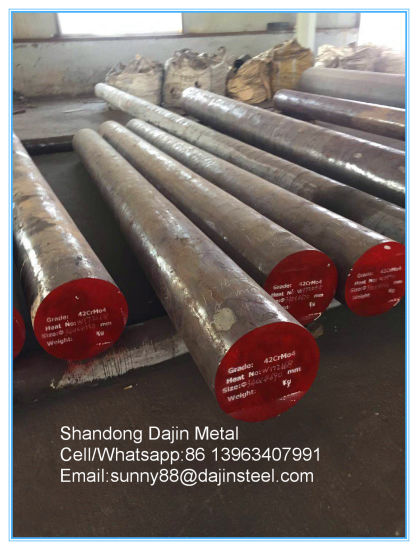 Bevorzugt C45 S45c 42CrMo4 4140 Forged Alloy Steel Bar Qt - China Forged TH98