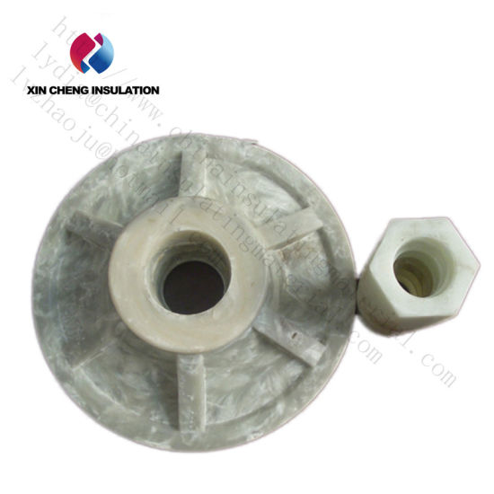 Insulation Fiberglass GRP FRP Epoxy Insulation Bolt and Nut