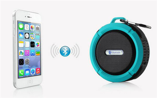 Waterproof Explosion-Proof Outdoor Mini-Suction Bluetooth V3.0 Speaker pictures & photos