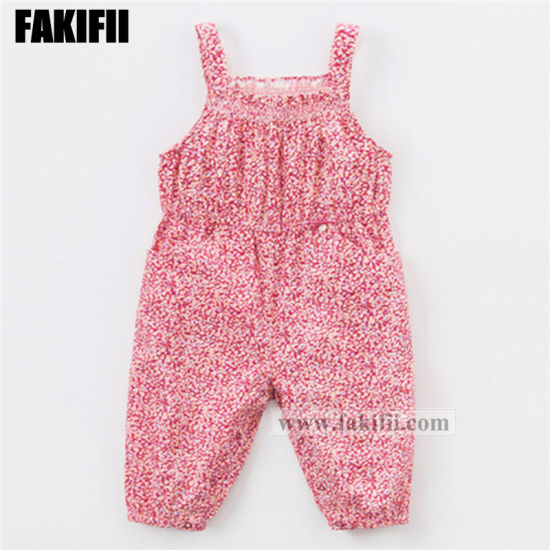 Brand Designed Infant Wear Infant/Children Clothing Summer Clothes for Girls pictures & photos