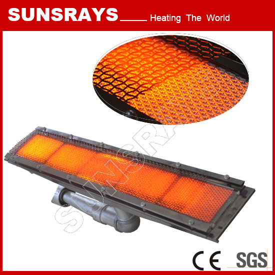 China Infrared Gas Heater Parts For Laundry Drying Machines China