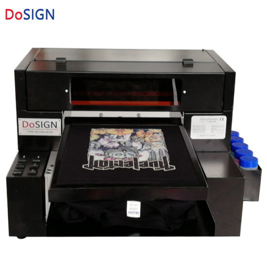 A2 A3 Size Impresora Textil Digital DTG Direct to Garment Printing Machine pictures & photos