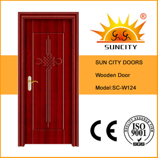 Used Interior Wood Doors for Modern House (SC-W124)  sc 1 st  Yongkang Sun City Industrial Co. Ltd. & China Used Interior Wood Doors for Modern House (SC-W124) - China ...