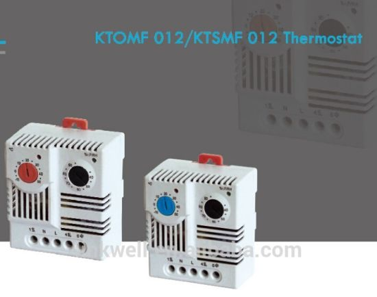 Industrial Temperature and Humidity Thermostat / Electric Controller Ktomf 012/Ktsmf 012