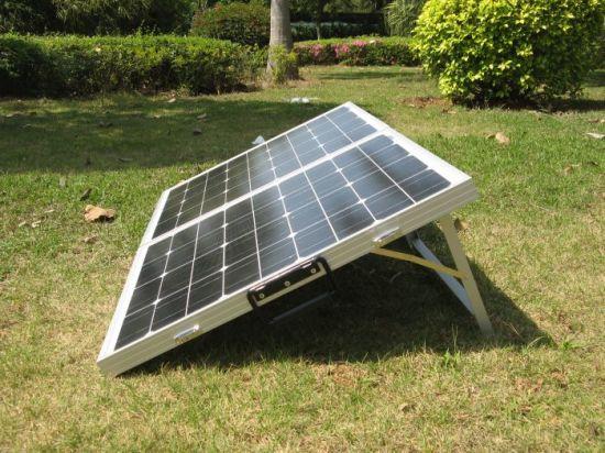 180W Portable Solar Panel Kit for Charging 12V Battery