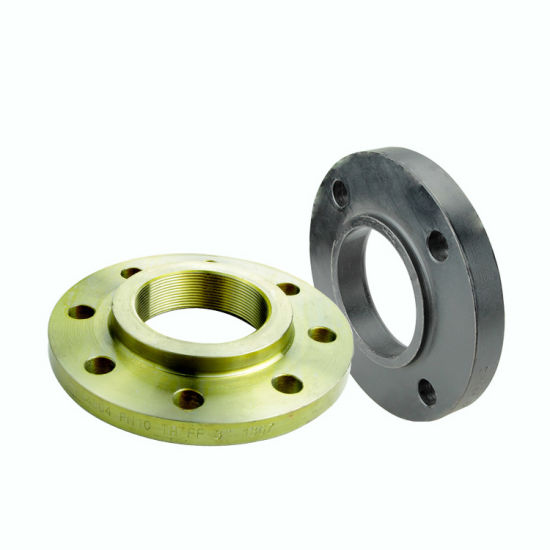 China Embroidery Machine Spare Part Brass Round Flange for Duct