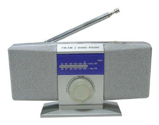 OEM High Quality Waterproof Portable Radio