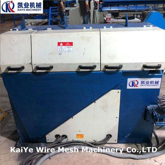 CNC Control High Speed Steel Wire Straightening and Cutting Machine