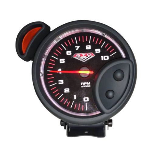 95mm New Style Steppe Motor Tachometer with Peak Warning pictures & photos