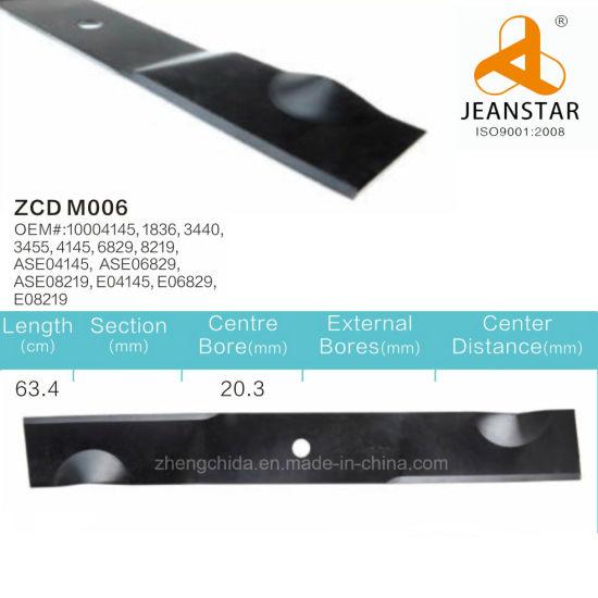 Grass Cutter Blade for as Motor Lawn Mower (ZCD-AM-M006)
