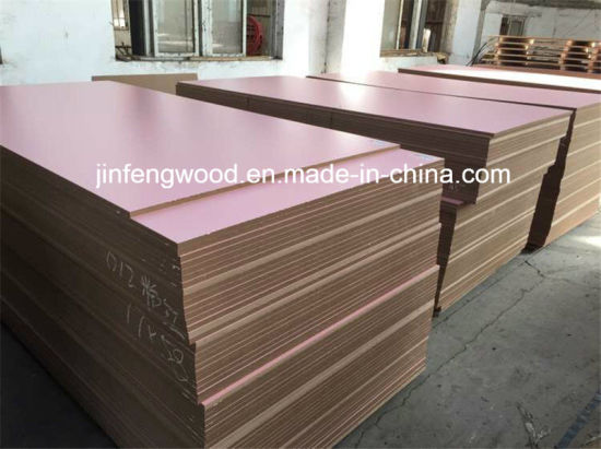 Special Texture Melamine Faced MDF Board 1220*2440mm pictures & photos