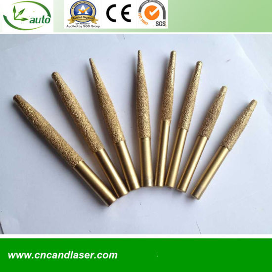 Diamond Marble Granite Cutting Tool for CNC Router