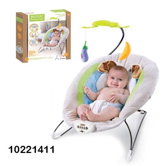 High Grade Product Baby Rocking Chair Baby Chair with Music and Shock (10221410) pictures & photos