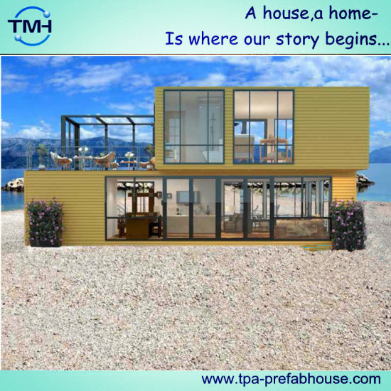 China New Design Hot Sale 20ft Shipping Container House For Sale
