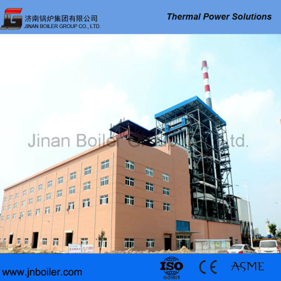 China Circulating Fluidized Bed Type Biomass Boiler for Power Plant ...