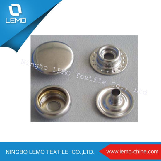 Wholesale Custom Metal Snap Button for Garment