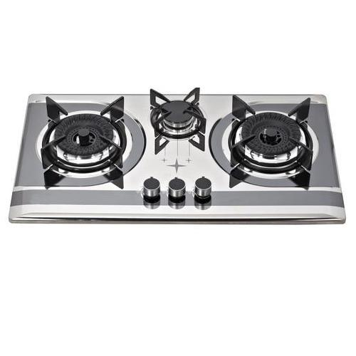 3 Burner Built in Gas Stove/Gas Cooker/Gas Hob