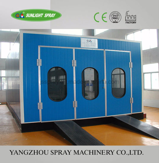 Car Auto Maintenance Spray Booth with CE/ISO Certificate pictures & photos