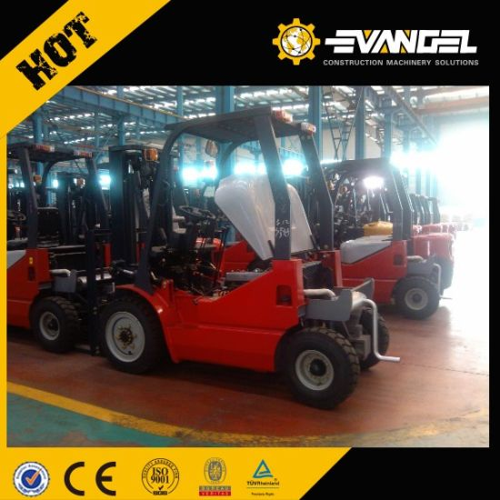 Yto 3 Ton Hydraulic Forklift Truck Cpcd30 pictures & photos