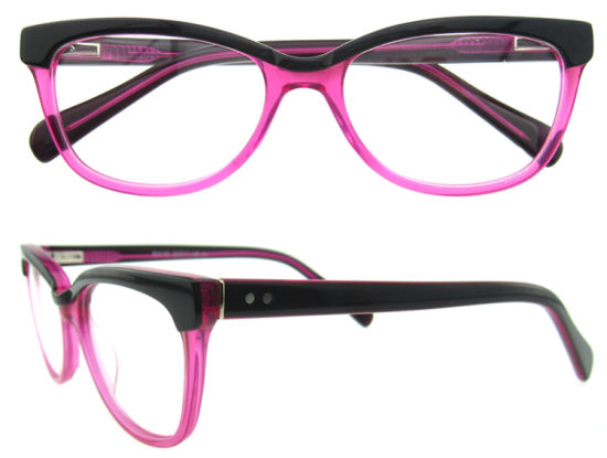 2016 Italy Design Acetate Eyewear Frame for Women pictures & photos