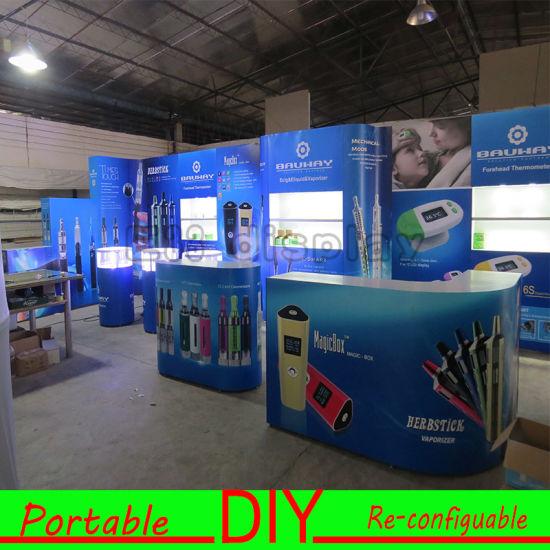 Modular Exhibition Stands Zero : China bespoke portable modular small medium large aluminium