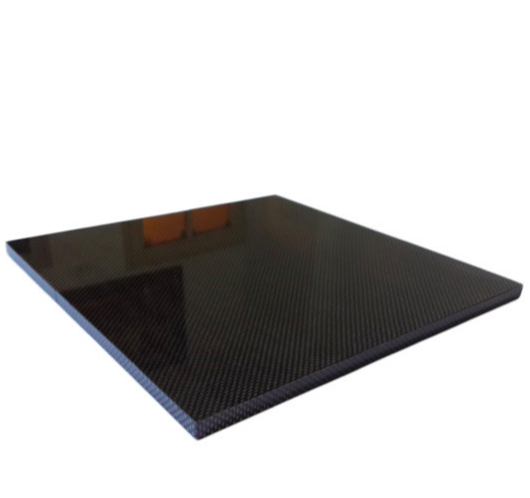 3mm 4mm 5mm Carbon Fiber Sheet with Glossy/Matte Surface