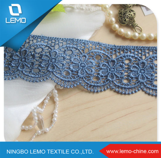 High Quality African Beads Sequin Net Chemical Lace
