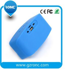 Portable Wireless Mini Bluetooth Speaker with TF Card pictures & photos