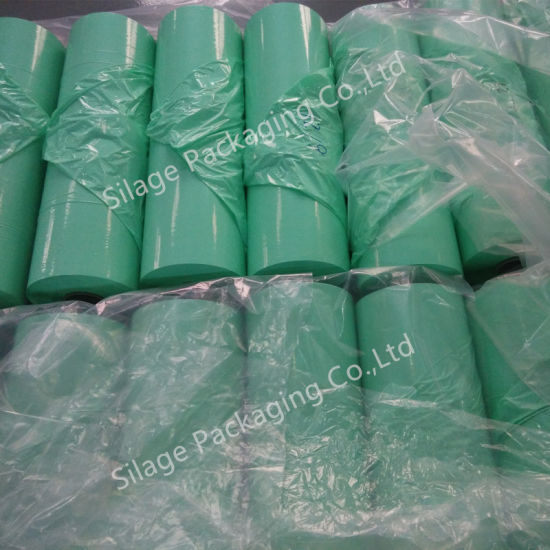 China Best Quality Plastic Silage Wrap Film pictures & photos