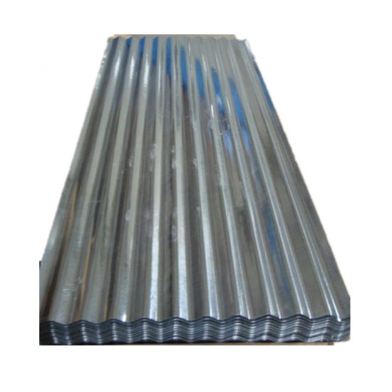 Hot Dipped Zinc Coated Galvanized Iron Roofing Sheet