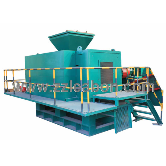 7-10t/H High Pressure Mineral Powder Coal Charcoal Ball Briquette Machine Price pictures & photos