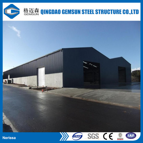 China Industrial Shed Design Steel Structure Warehouse Prefabricated